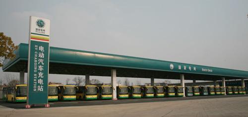 安凯新能源车使用城市全国第一